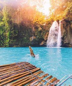 Jordan Hammond: Kawasan Falls, Cebu, Philippines