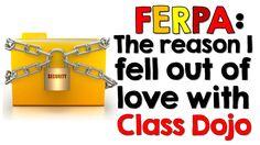 Mrs. Russell's Room: FERPA & Class Dojo