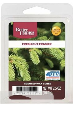 500796d3abf567b85f4a765503d58f14 - Better Homes And Gardens Fresh Cut Frasier Candle