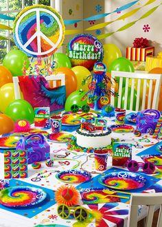 montreal hippie disco party supplies