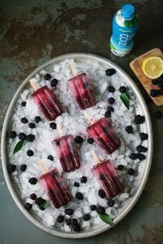 Blackberry Mint Coco