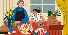 Memories of Myrtle Allen, the Matriarch of Irish Cookery, and of Family-Holiday Idylls at Ballymaloe | The New Yorker