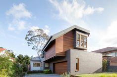 Naremburn House di Bijl Architecture | Case unifamiliari