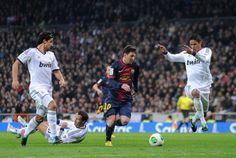 Lionel Messi: 26 años, 26 momentos | El gol con el que alcanzó a Di Stéfano como máximo goleador en la historia del clásico de España (marzo 2013)