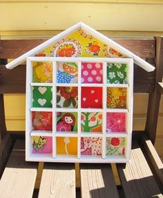 Box for the litlle stuff (Made by Delfia)