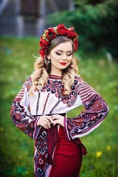 Folk Fashion, Women's Fashion, Ukraine Women, Russian Fashion, Very Lovely, Me Me Me Song, My People, Beauty Women, Hot