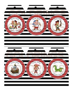 Jake and the Neverland Pirates Birthday Party by pixels4parties, $2.00