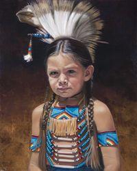 Original Oil Painting by Sharon Brening, an Arizona master artist.