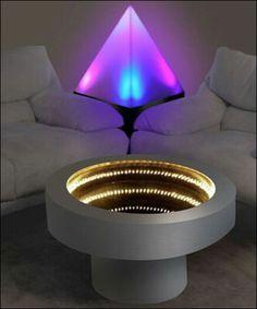 Pyramid light