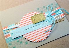 Peachy Keen, Stampin' Up!