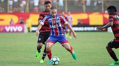 NONATO NOTÍCIAS: Vitória domina jogo contra o Bahia, mas clássico t...