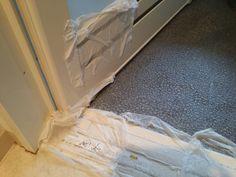 頑固な浴室の汚れを落とすには?万能粉のアレをパックすれば擦らずスルスル落ちる