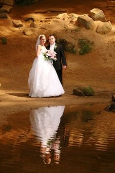 Hocking Hills Weddings - Places to Get Married in Ohio - Hocking Hills Ohio