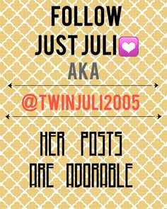 I still need three more people to repost!!!!!!! You NEED to follow @twinsofia2005 and @twinjuli2005 they are absolutely AMAZING pinners