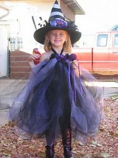 """This is the """"Princess Witch"""" costume that made the 3-year-old gasp."""
