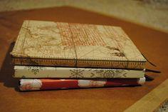 DIY notebooks • via kelly & tiramisu