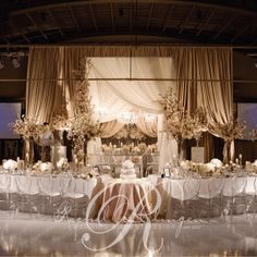 Pin By Yanni Design Studio On Bolingbrook Golf Club Wedding Pictures Pinterest Backdrops Head Tables And Table Backdrop