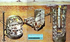 Nuclear Missile Silo Homes | Missile Launch Complex