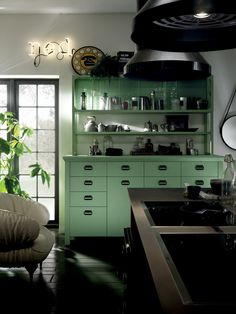 Cucina componibile DIESEL SOCIAL KITCHEN Linea Scavolini by Scavolini design Diesel Living with Scavolini