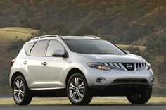 Nissan SUV. Want this car