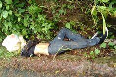 en directo: Hallan hombre muerto en unos matorrales en San Fra...