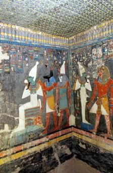 Horemheb, last Egyptian king of the 18th Dynasty, reigned 1333–1306 B.C.