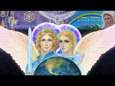 Sacred Rays of Serving. Archangel Michael and Archea Faith