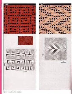 x crochet file Filet Crochet Charts, Crochet Motifs, Crochet Flower Patterns, Crochet Diagram, Crochet Stitches Patterns, Tatting Patterns, Thread Crochet, Crochet Doilies, Fillet Crochet
