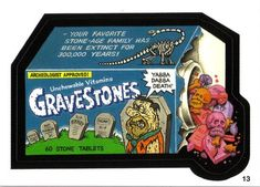 Horror wacky packages | The 50 Greatest Horror-Themed Wacky Packages Cards