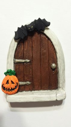 Fairy door for Halloween