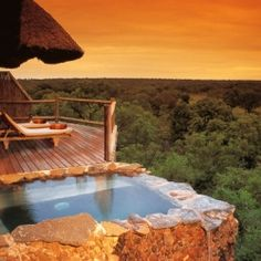 Honeymoon in Africa staying in luxury safari lodges and exclusive island retreats. Let us plan your dream Honeymoon safari to Africa. Bungalows, Kruger National Park, National Parks, Tanzania, Resorts, Luxury Tree Houses, Bali, Treehouse Hotel, Safari Holidays