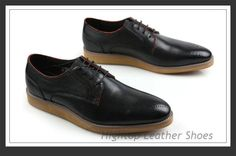Free shipping Hightop new 2014 fashion men oxford shoes,daily casual flats shoes,genuine leather luxury shoes,vintage 38-45 $350.00