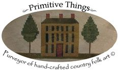 Primitive Things - charts