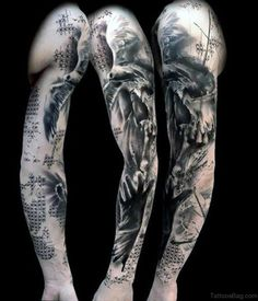 26e14fb645e35 22 best Amazing Abstract Tattoos For Men images in 2017 | Abstract ...