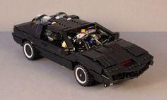 Lego RC KITT Knight Rider
