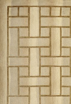 Patterson, Flynn and Martin Aquarelle – Wicker Basket Pattern: Aquarelle SKU: 7940 Colorway: Wicker Basket Category: Rugs Collection: David Kleinberg Collection Environmentally Sustainable