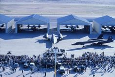 The first Lockheed SR-71 Blackbird arrived at Beale Air Force Base in January 1966, and Beale remained the aircraft's home base for the next 24 years.