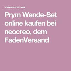 Prym Wende-Set online kaufen bei neocreo, dem FadenVersand