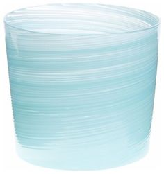 Bellissimo Sun Valley Turquoise Swirl Blown Glass Tumbler - contemporary - Everyday Glassware - Bellissimo sold on houzz 45