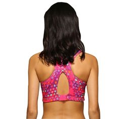 Women's Yoga Shirts Running Elastic Breathable Gym Fitness Bras