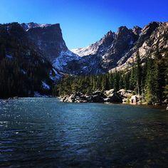 Dream Lake #americanisland