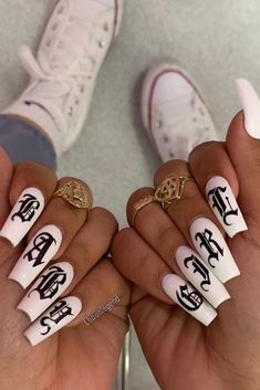 In search for some nail designs and ideas for your nails? Listed here is our list of 37 must-try coffin acrylic nails for trendy women. Drip Nails, Aycrlic Nails, Swag Nails, Pink Nails, Cute Nails, Manicure, Coffin Nails, Weed Nails, Pretty Nails