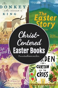 My favorite Christ-centered Easter books! #easter Easter Activities For Kids, Spring Activities, Easter Books, Bible Verses About Faith, Christian Easter, Easter Story, Easter Season, Books For Boys, Book Girl