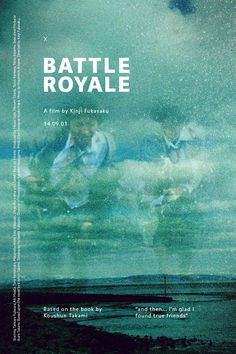 Re-Covered Film Posters: 'Battle Royale'