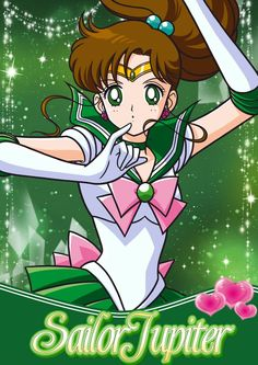 Lita - Makoto - Sailor Jupiter