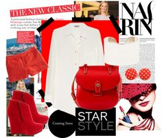 Star Style, created by ahpay12 on Polyvore