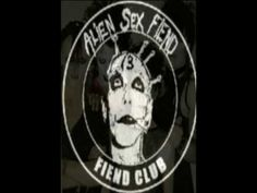 ALIEN SEX FIEND - DEAD AND BURIED.