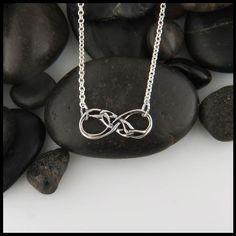 14 KT White Gold Celtic Knot TOE Ring Adjustable NEW Open Weave Irish Scottish