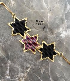 Seed Bead Jewelry, Bead Jewellery, Seed Bead Earrings, Beaded Earrings, Seed Beads, Bead Loom Bracelets, Beaded Bracelet Patterns, Beading Patterns, Diy Jewelry