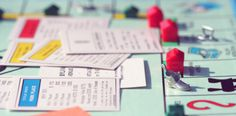 How to turn Monopoly, Scrabble, and many other favourite board games into drinking games!